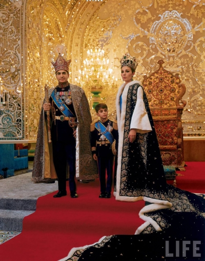 THE IMPERIAL CORONATION OF IRAN 26th October 1967